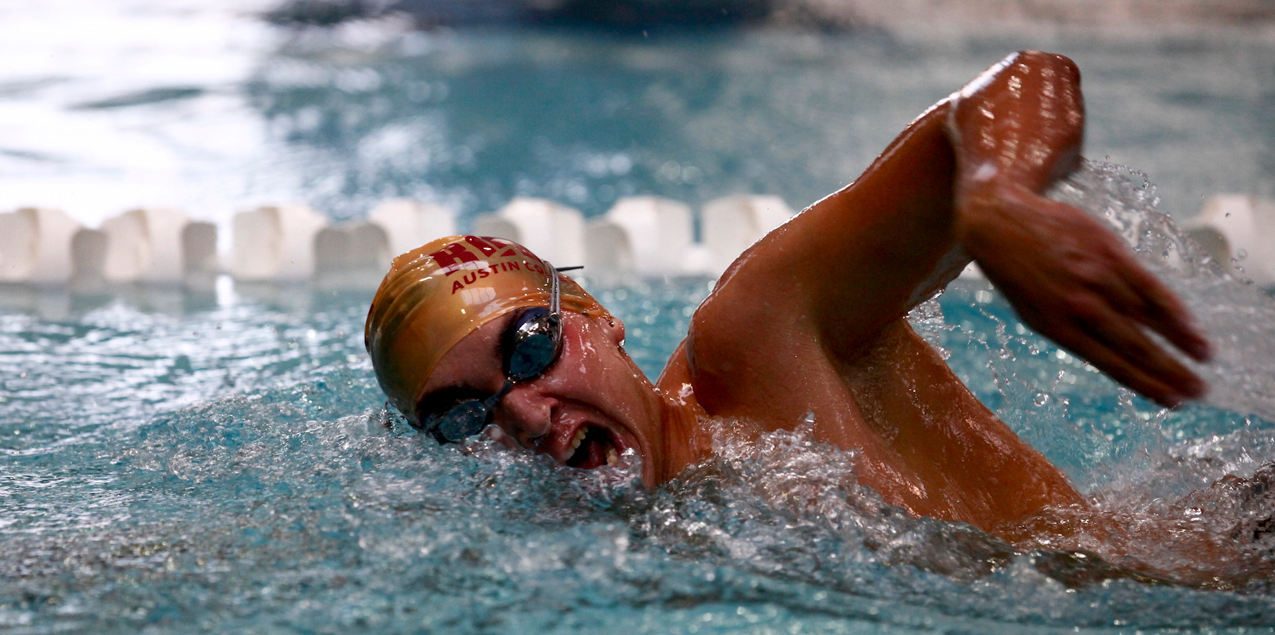 SCAC Men's Swimming & Diving Recap - Week One
