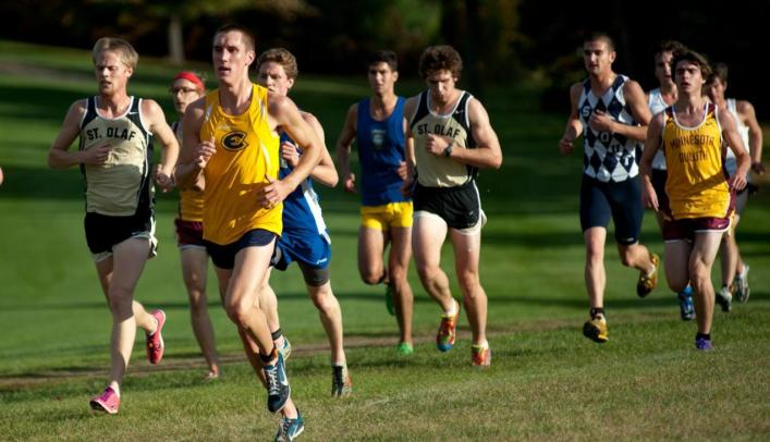 Men's Cross Country Takes 11th at NCAA Midwest Regional