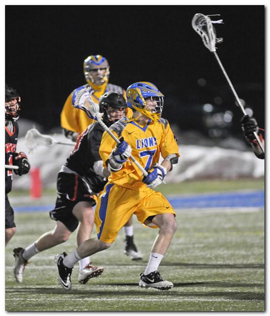 Mount men's lacrosse team puts up a shutout at Defiance College, 11-0