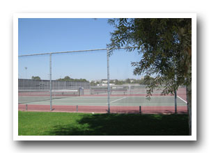 Titan Tennis Courts