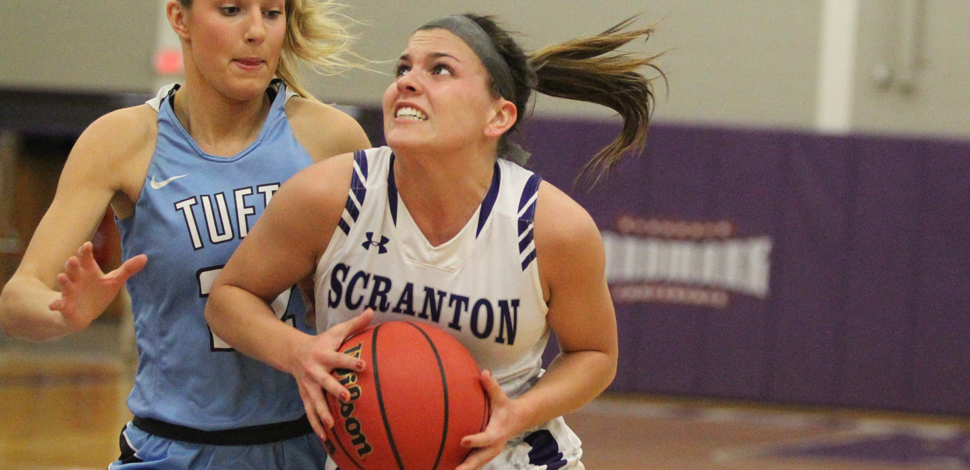Junior Emily Sheehan of the women's basketball team was named The University of Scranton Athlete of the Week for the first time in her career on Monday.