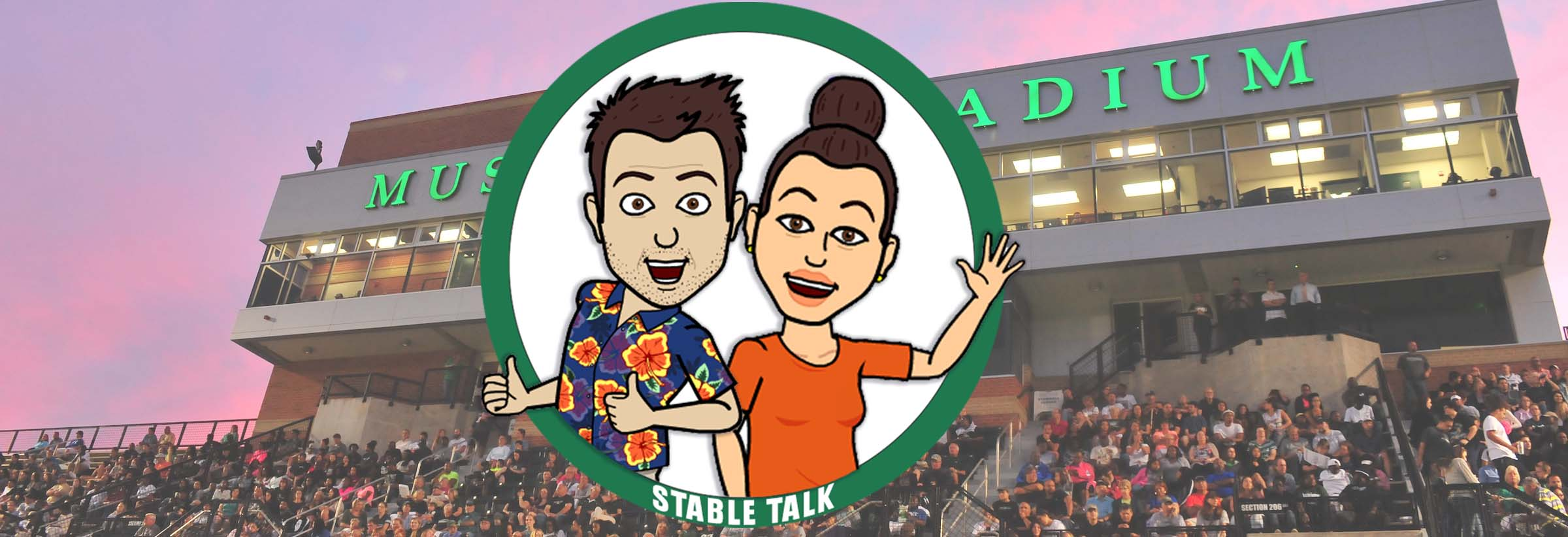 Stable Talk: Andrew Catalana and Eric Dorsey