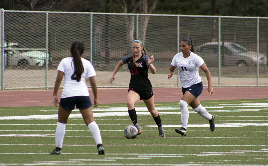 Women's Soccer Scores First; Falls to El Camino