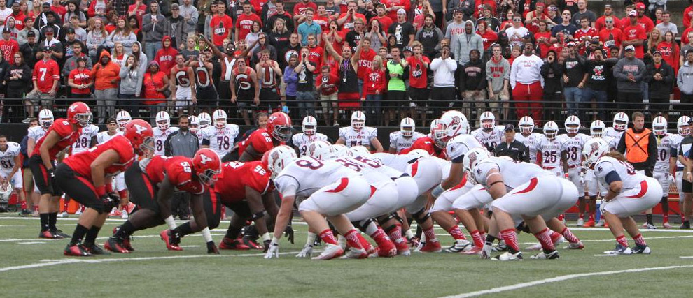 Stambaugh Stadium Crowd