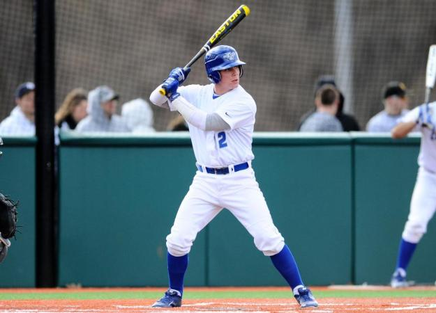 Baseball Drops Two to Sacred Heart