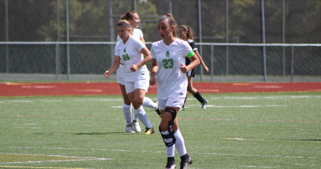 Free Kick Goals Give Westminster 2-0 Victory Over Women's Soccer