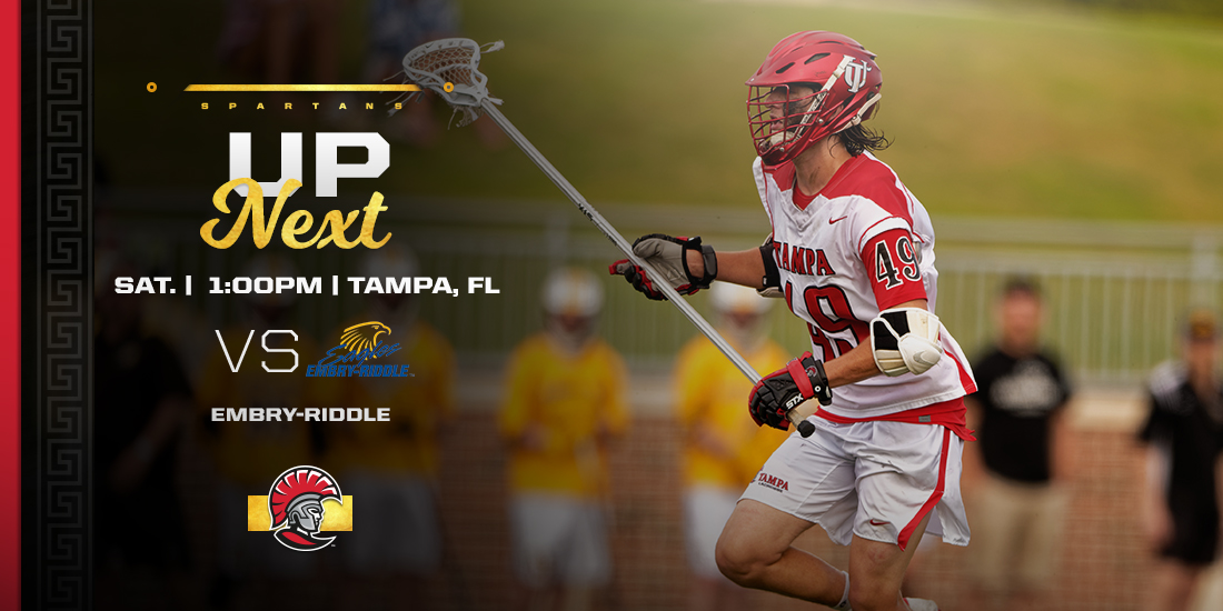 Men's Lacrosse is Set to Host its First SSC Contest of 2019