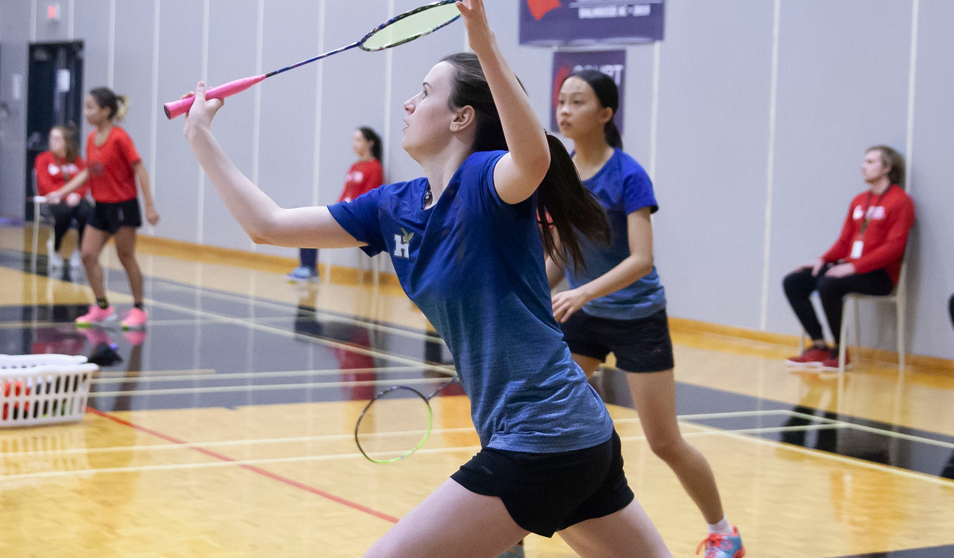 HAWKS COMBO OF ROWE/DUONG JUST A WIN AWAY FROM CCAA WOMEN'S DOUBLES GOLD