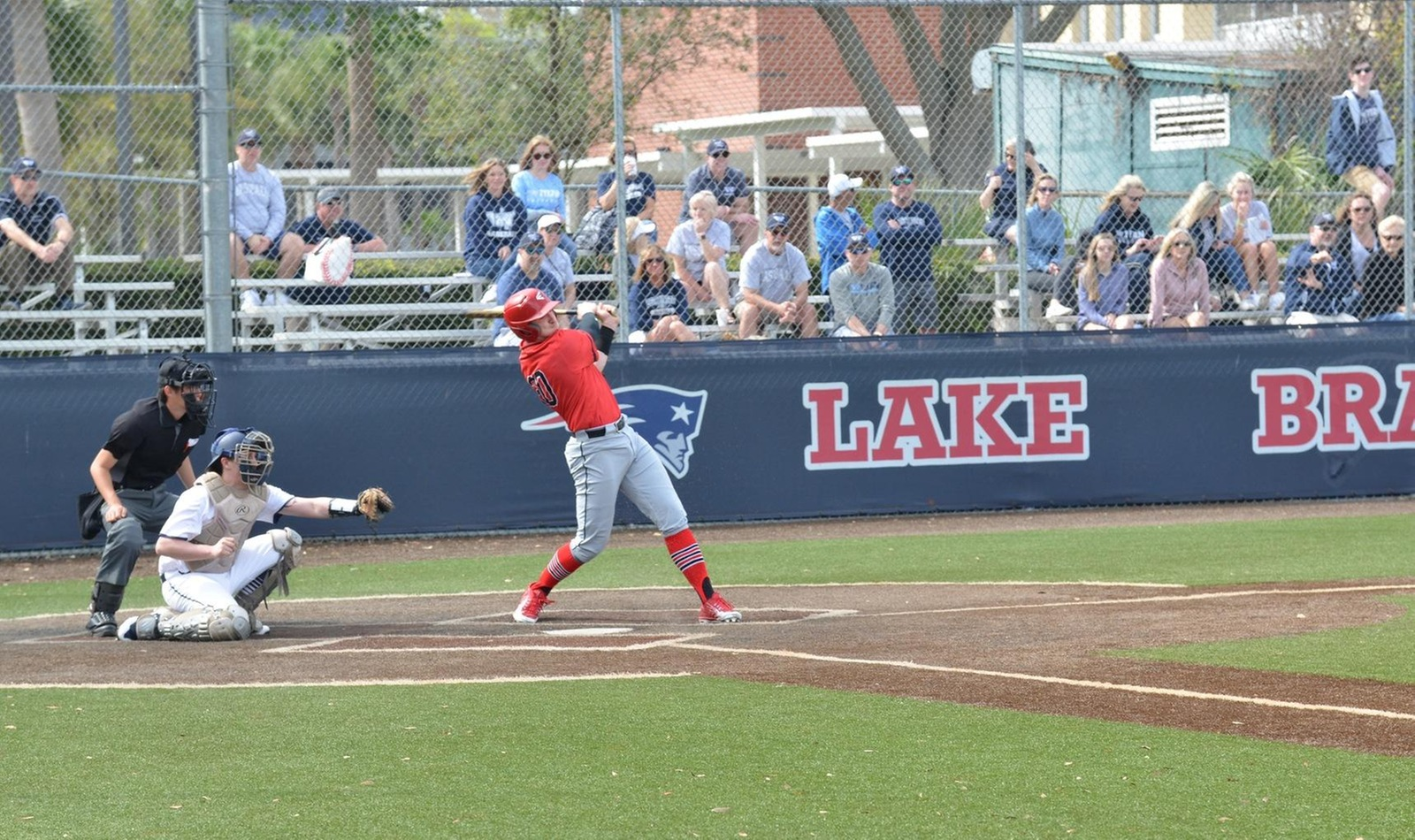Glinski Homers as Spartans End Time in Florida with Win over Cazenovia