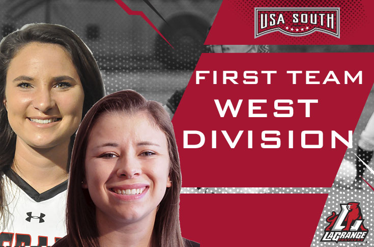 Softball: Long, Todd named to USA South West Division first team