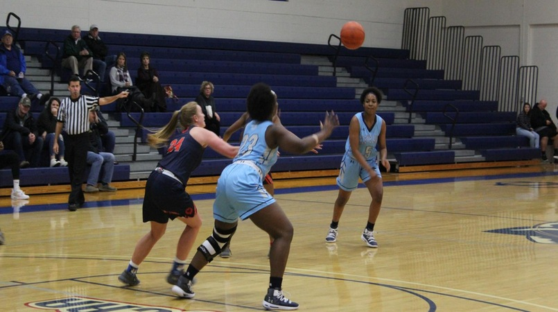 Lady Cougars Come Close But Fall to Wallace State, 79-75