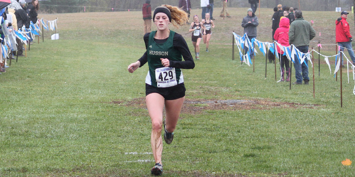 Women's Cross Country Finishes Second at NAC Championship