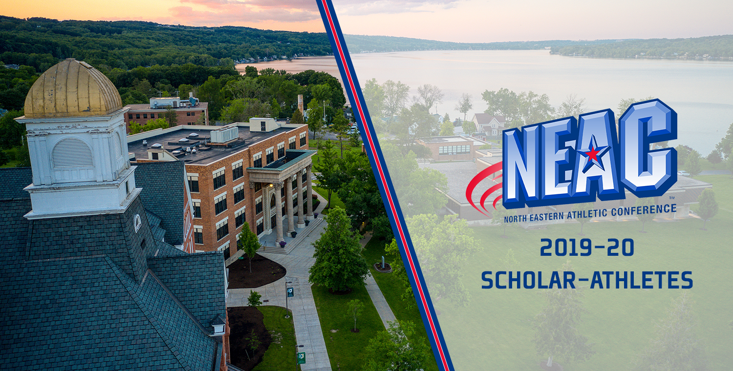 Wolves Top NEAC Scholar-Athletes List