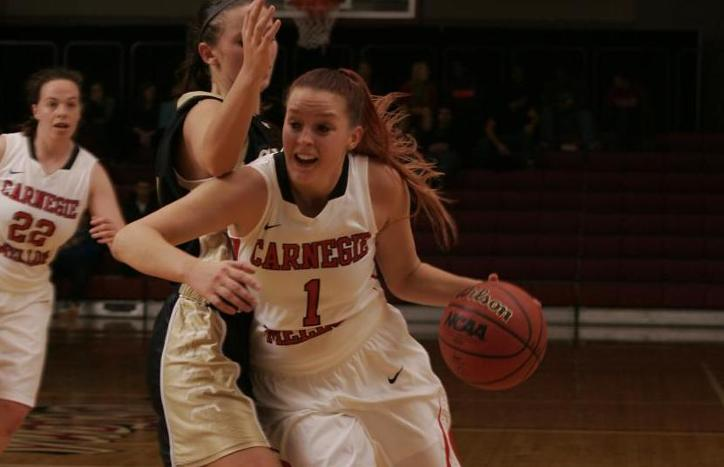 Tartans Down Franciscan in Second Day of Carnegie Mellon/DoubleTree Classic