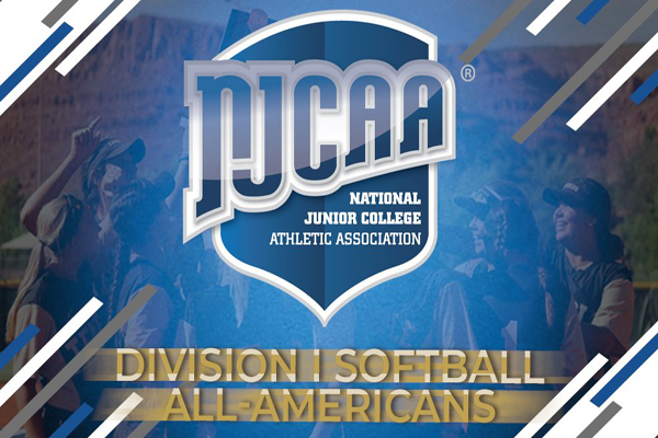 Five Region V Softball players named NJCAA All-Americans