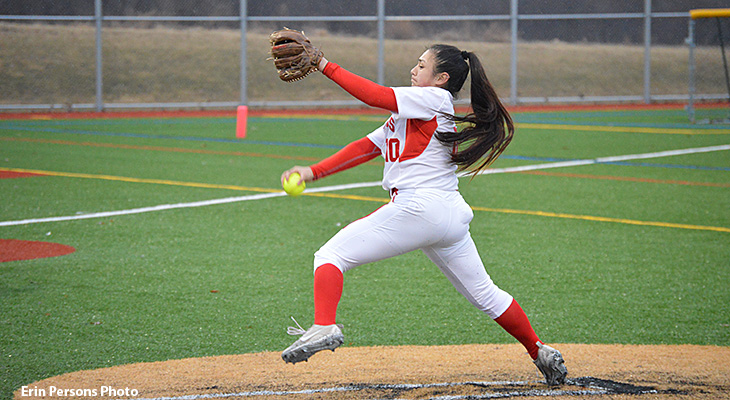 Abington Wins Pair Of Games Over Wells Softball