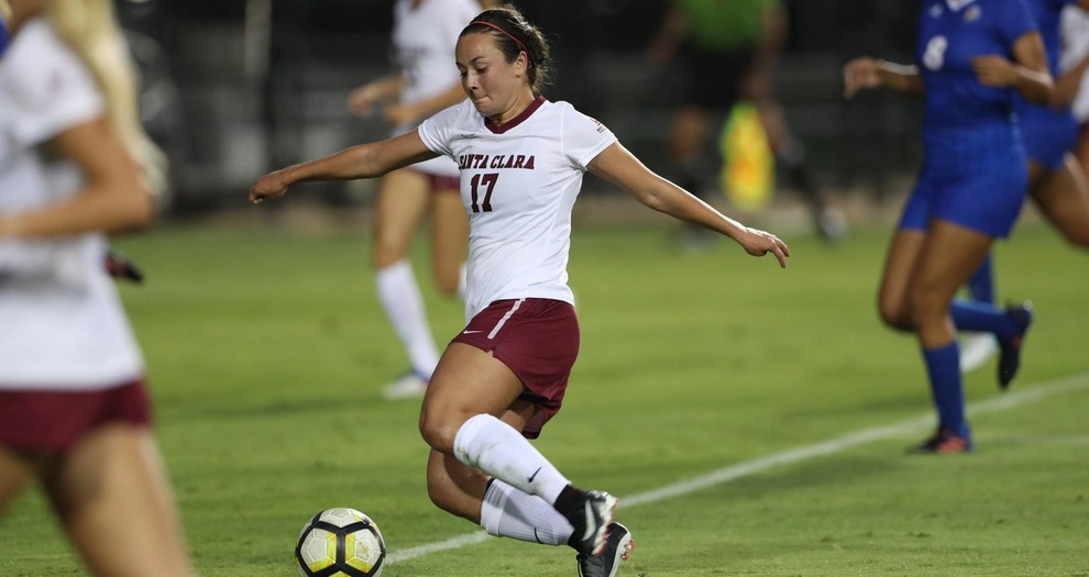 Women's Soccer Ends Nonconference Play with 1-0 Win at Cal Poly