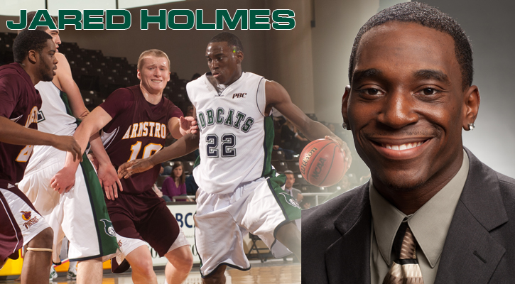 Holmes Named GC Athlete of the Week