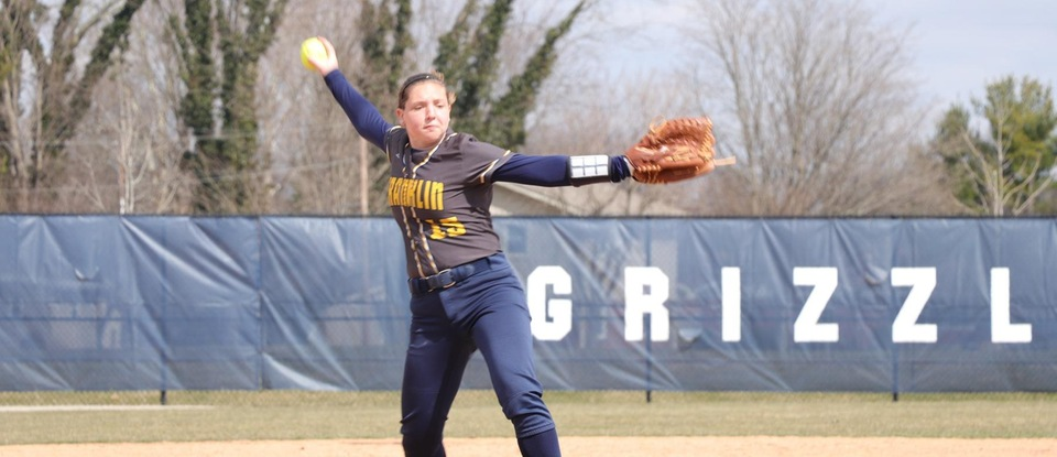 Softball Splits In Opening Day of HCAC Tournament