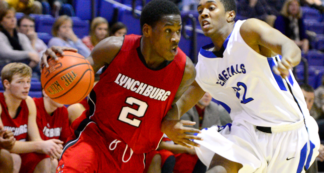 Lynchburg Rides Strong Second Half in 87-73 Defeat of Wasps