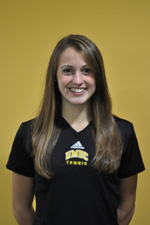 Emily Mannix won three of four matches over the weekend.