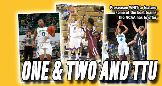 Preseason WNIT to feature top competition from around NCAA