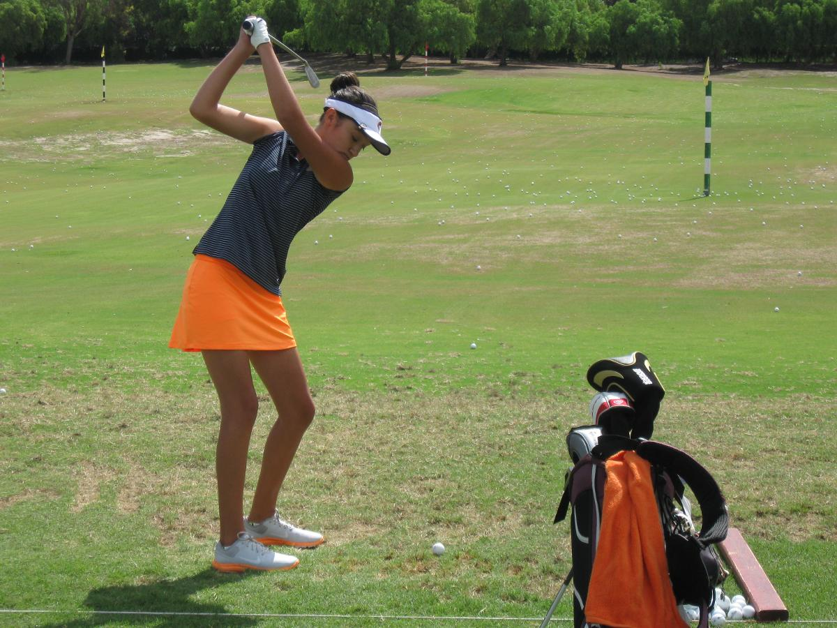 Pirates send pair to SoCal Regional Women's Golf Championships