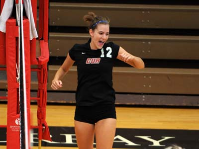 CUA tunes up for conference play with 3-1 win over Chargers