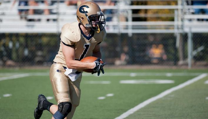 Blugold Football Narrowly Falls at Saint John's