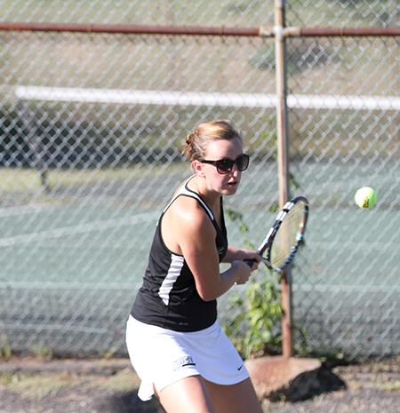 Sage drops Skyline match to Sarah Lawrence, 8-1