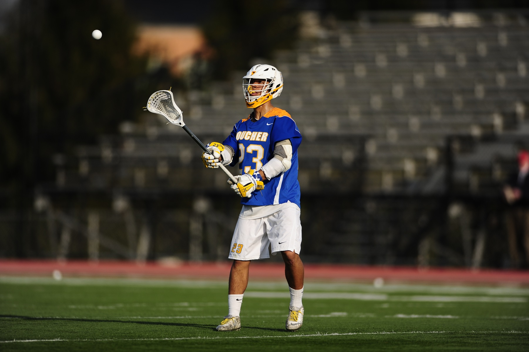 Goucher Holds Off Bryn Athyn 10-8 at Home