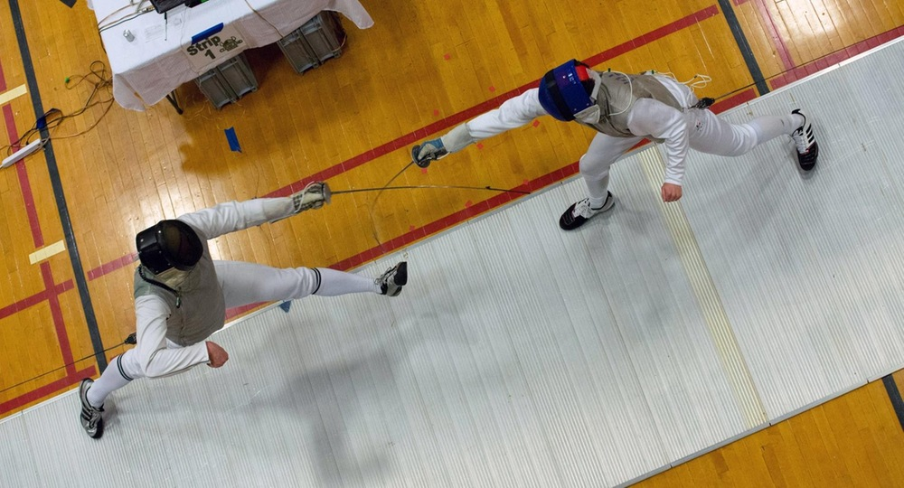 Tulleners Earns Award From USA Fencing