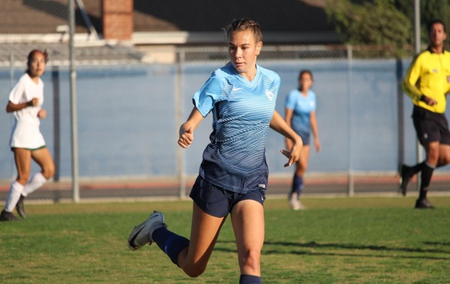 Women's Soccer: 8 Chargers Selected to All-Orange Empire Conference Team
