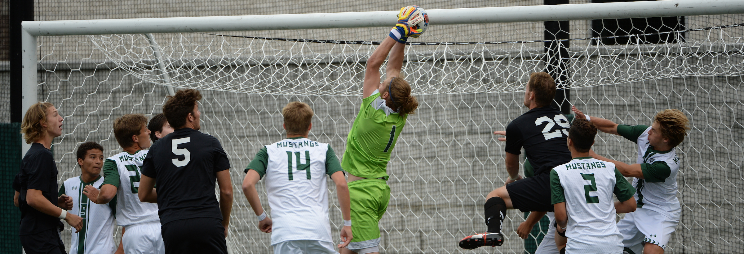Brown Totals 11 Saves, Mustangs Fall on Road at Alvernia