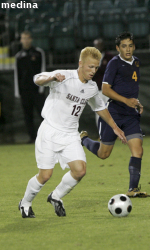 Men's Soccer Opens WCC Play On The Road