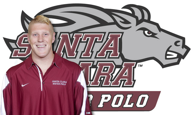 Matt Pritchett Looks Forward To a Great Season for the Bronco Men's Water Polo Team
