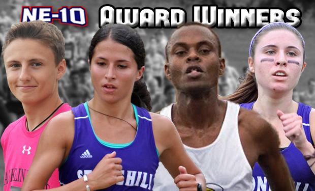 NE-10 Cross Country All-Conference Teams and Award Winners Announced