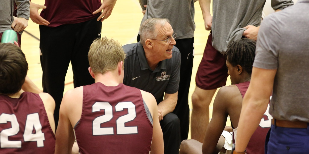 Trinity Men's Basketball Coach Pat Cunningham to Retire