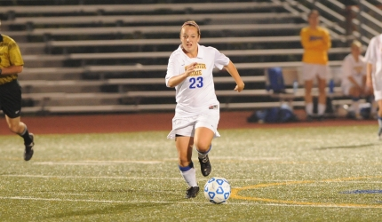Women's Soccer Loses To Westfield State, 1-0, In MASCAC Championship