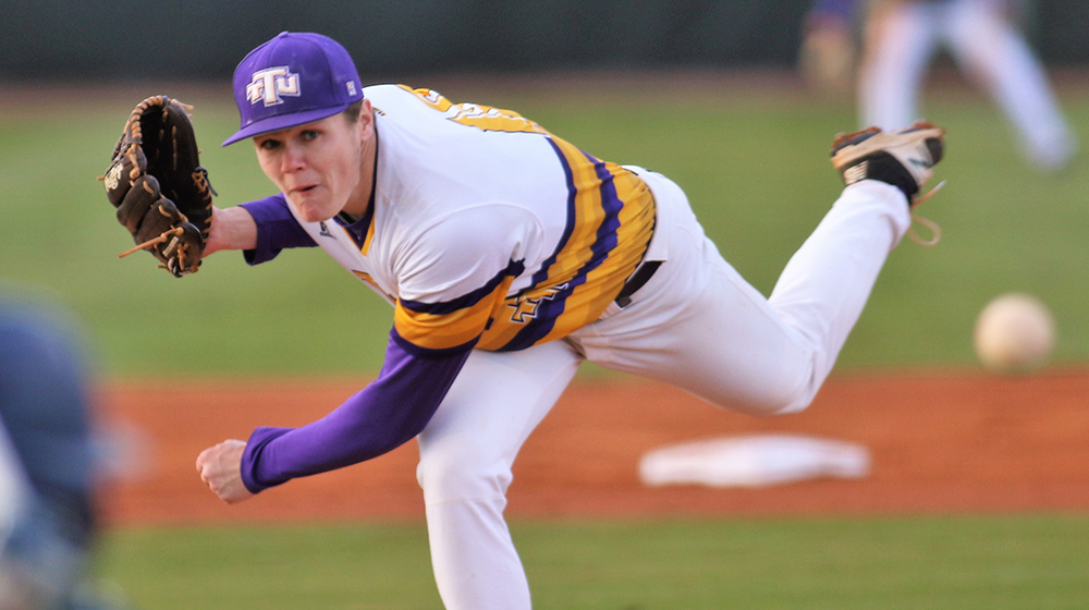 Hursey named OVC Pitcher of the Week following Tuesday gem
