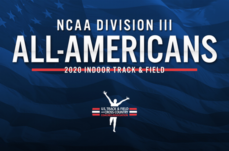 19 Collect USTFCCCA All-America Awards