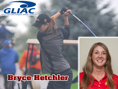 Bryce Hetchler Receives Weekly Conference Women's Golf Honor
