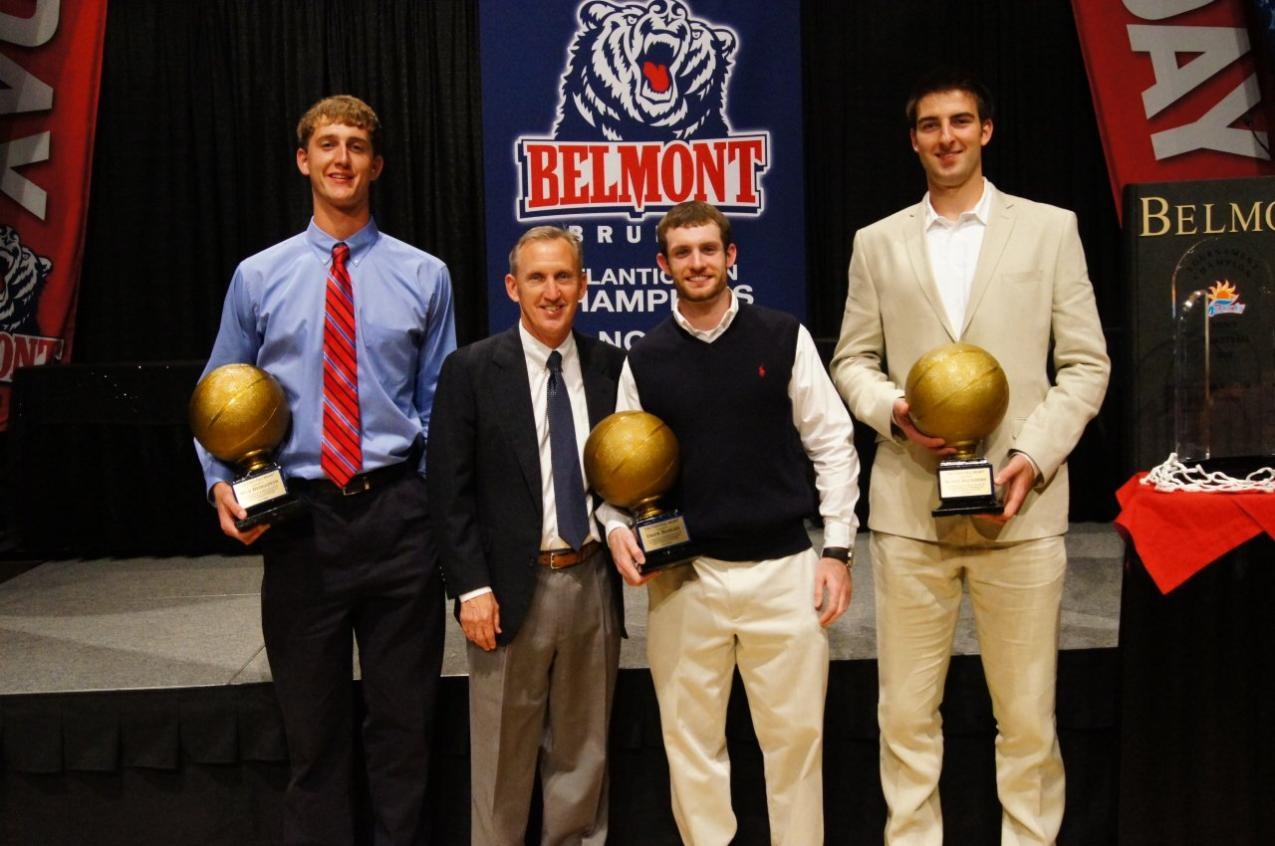 Rick Byrd Elected Greater Knoxville Sports Hall of Fame Inductee - Belmont Bruins