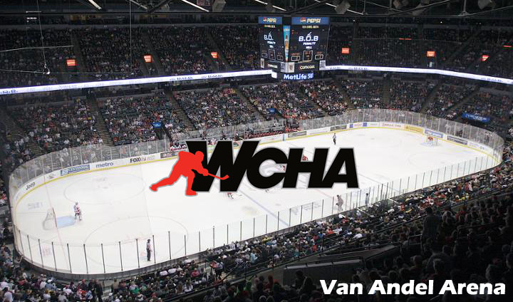 WCHA Announces Playoff Championship To Be Held In Grand Rapids & St. Paul Over Next Four Years