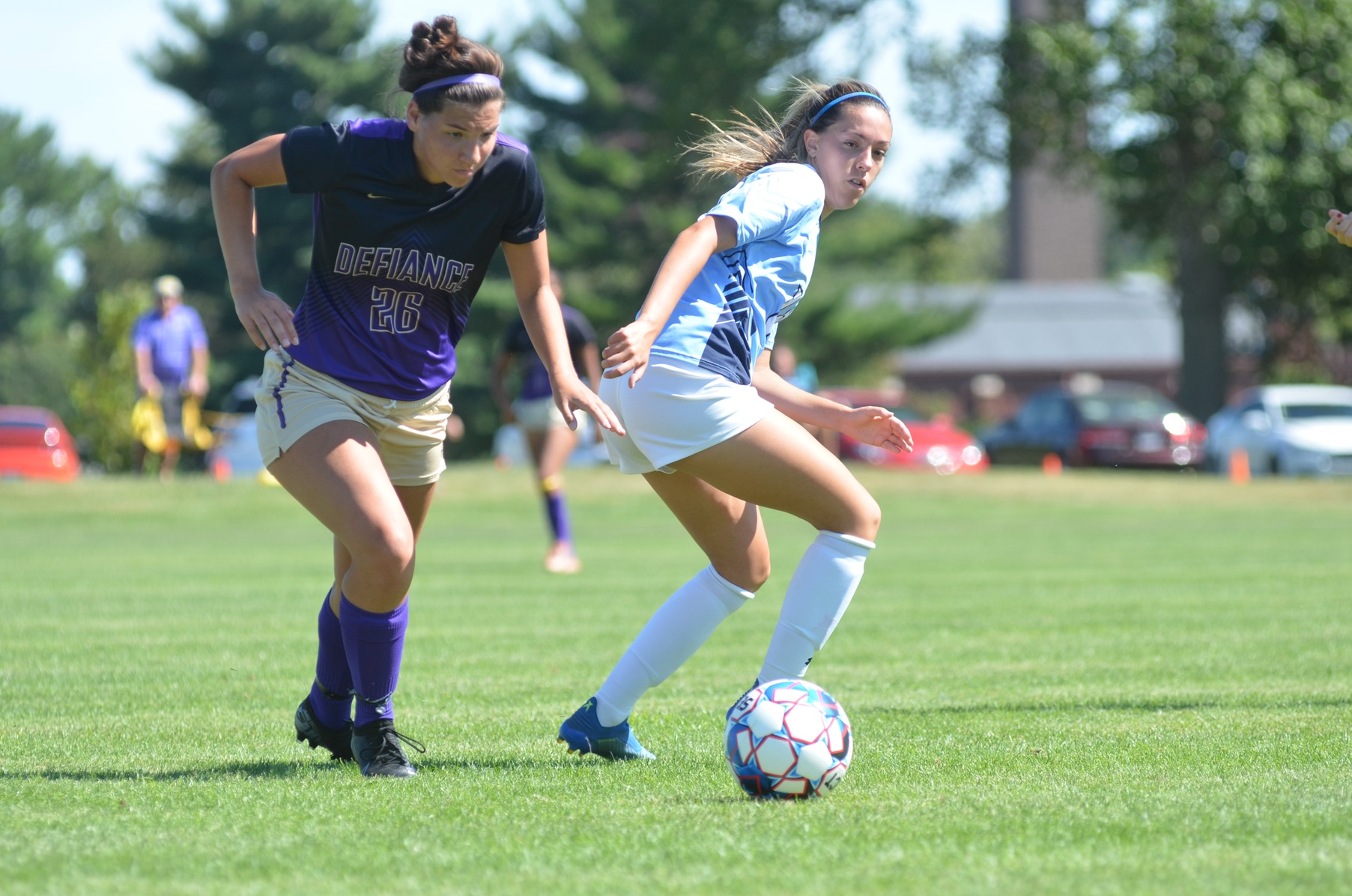 Women's Soccer Picks Up a Victory on the Road