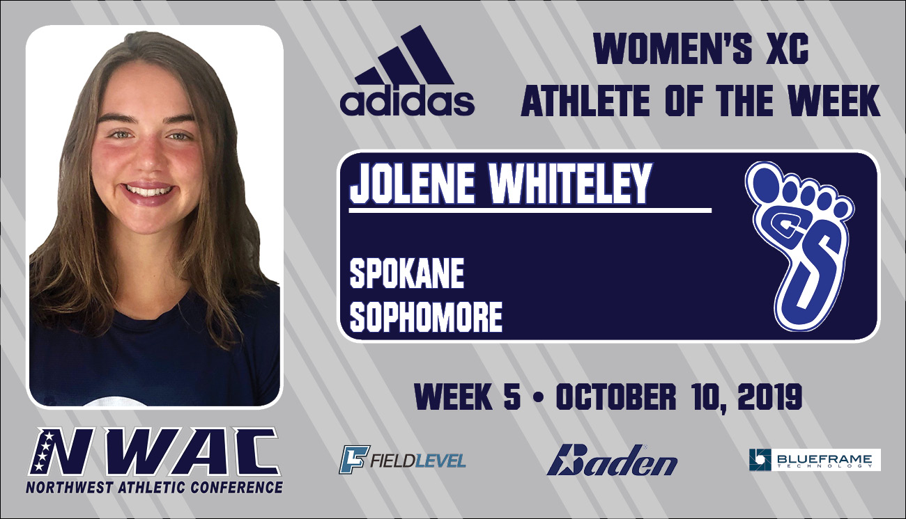 Adidas AOW graphic of Jolene Whiteley