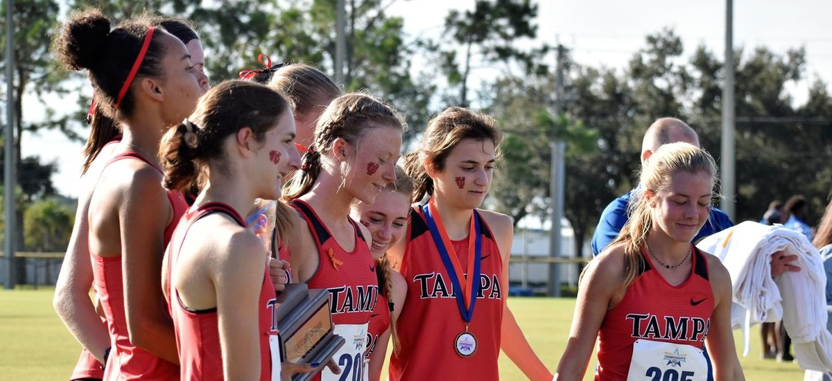 Tampa Cross Country Has Sights Set on NCAAs