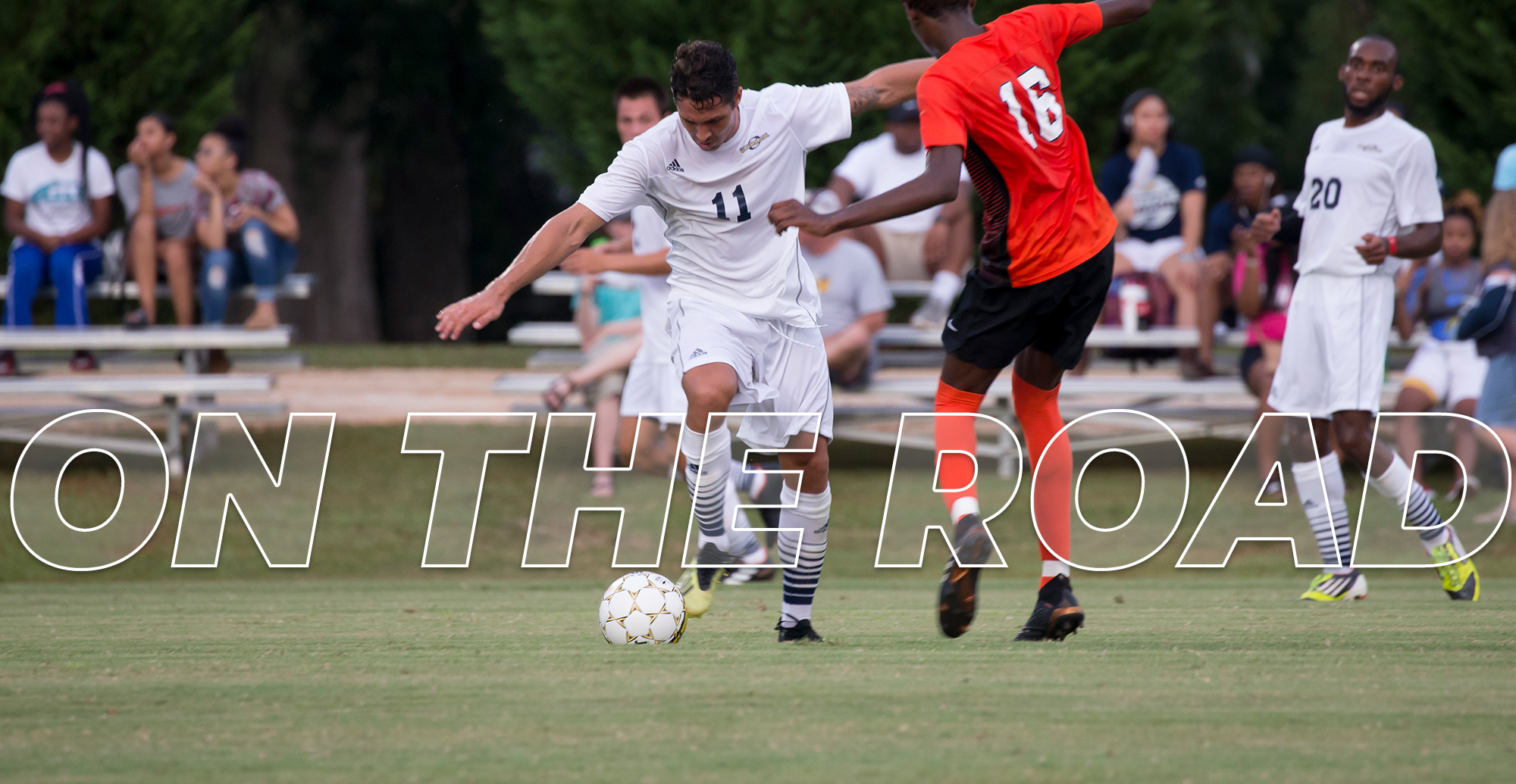 On The Road Wednesday: Men's Soccer Travels to West Point, Ga.