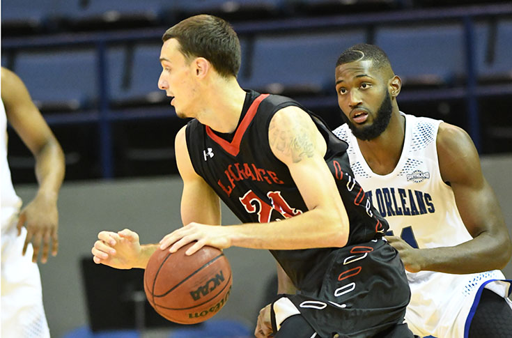 Men's Basketball: Maryville tops Panthers in USA South opener