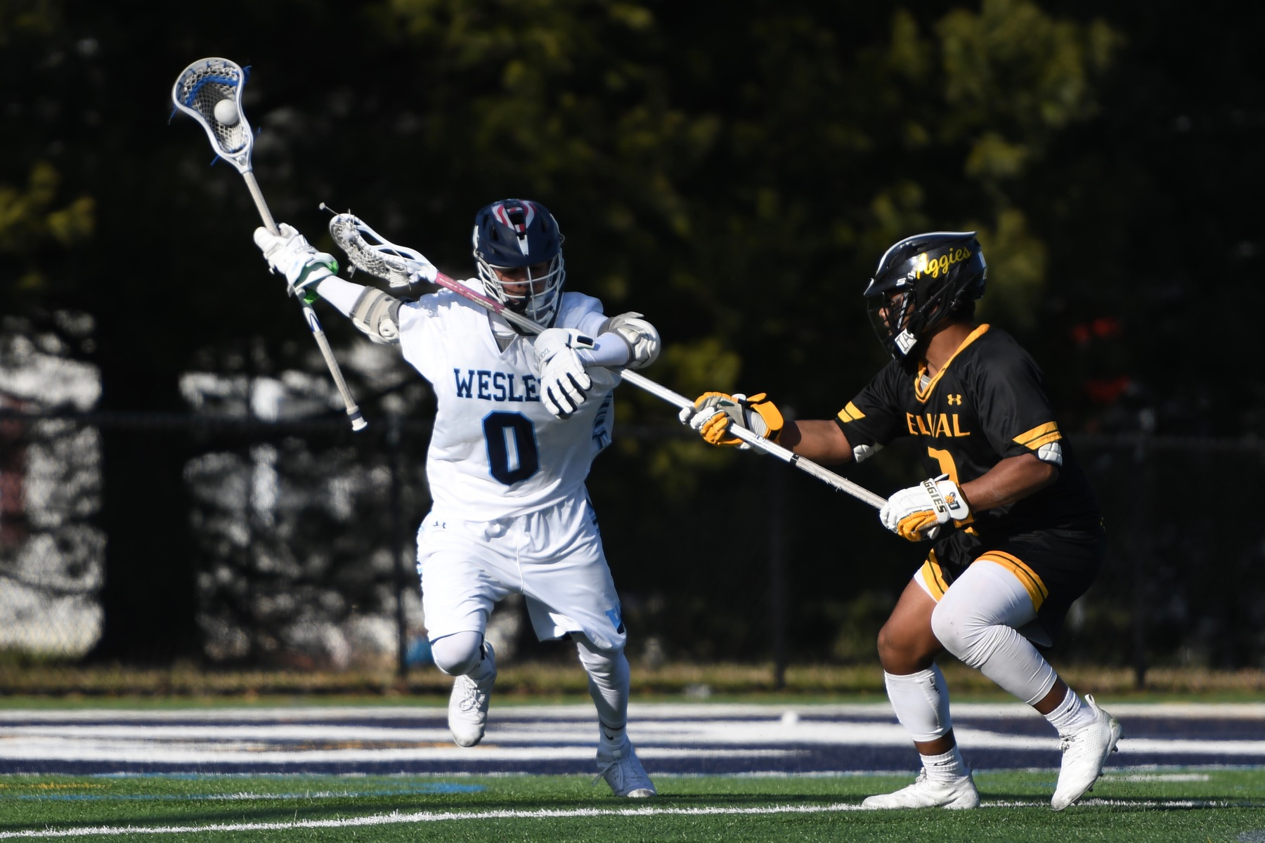 Men's Lacrosse falls to Marymount on the road